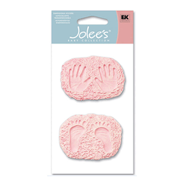 Baby Girl Hand and Foot Print SPJBB13