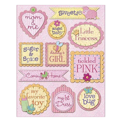 Sweet Pea Little Princess Grand Adhesions KCO-555884