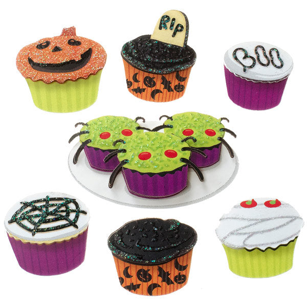 Mini Halloween Cupcakes 50-00597