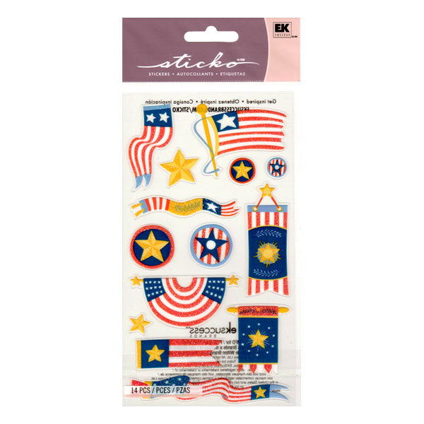 American Flags S-52-00329