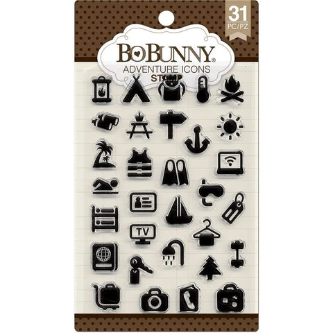 Adventure Icons BBP-7310251