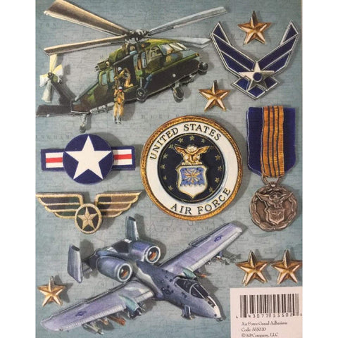 Air Force Grand Adhesions KCO-555020