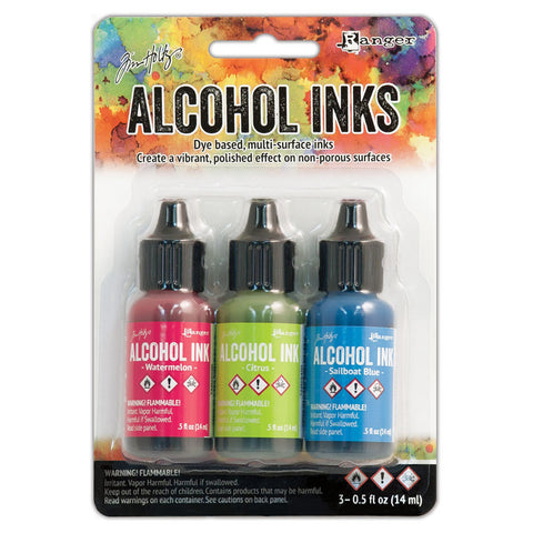 Alcohol Ink Set Dockside Picnic TH-TAK25962