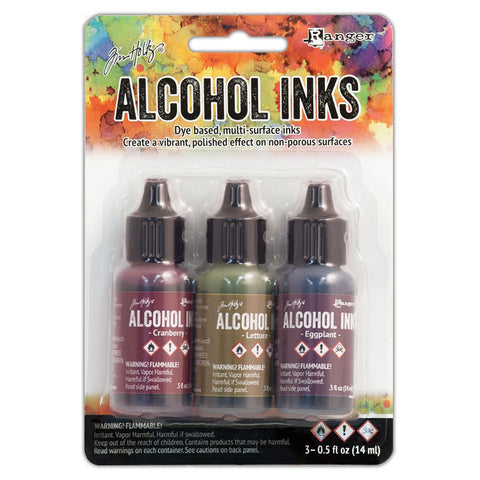 Alcohol Ink Set Farmer's Market TH-TIM19763