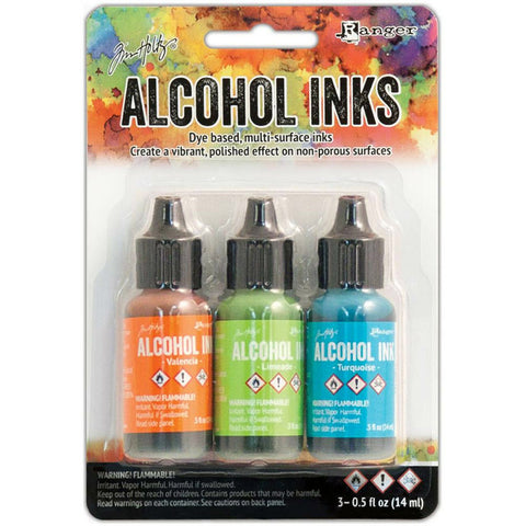 Alcohol Ink Set Spring Break TH-TAK52555