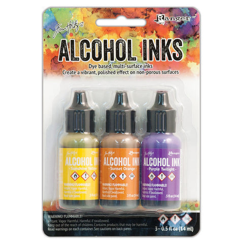 Alcohol Ink Set Summit View TH-TAK25986