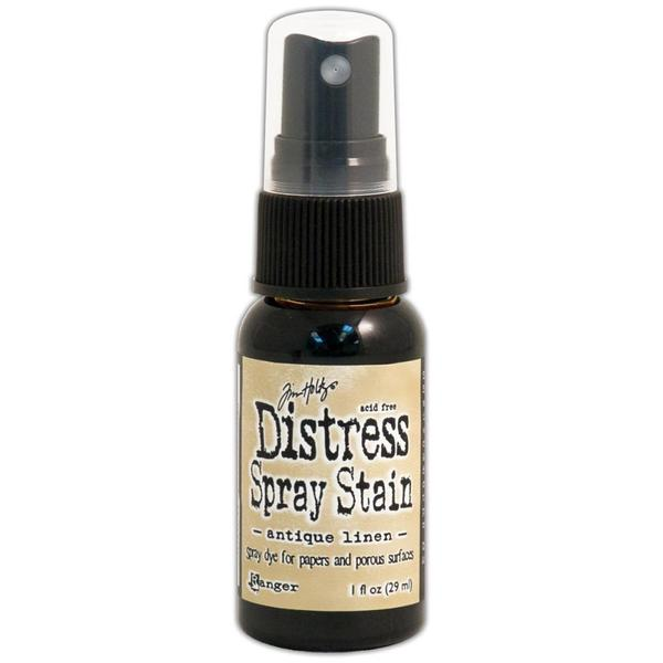 Antique Linen Distress Spray Stain Ink TH-TSM50292