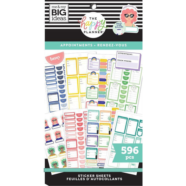 Appointments Planner Value Pack MBI-SP1H30-015