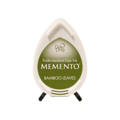 Bamboo Leaves Memento Dew Drop Ink Pad MD-707