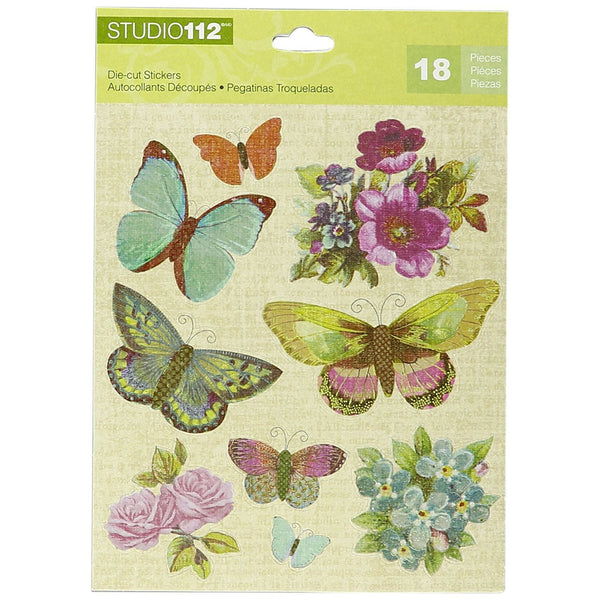 Butterfly Die-Cut KCO-30-596016