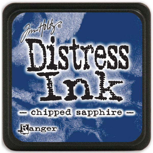 Chipped Sapphire Distress Ink TH-TIM27119