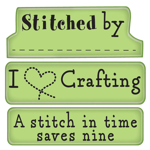 Crafting Expressions Mini Cling I-60-60225