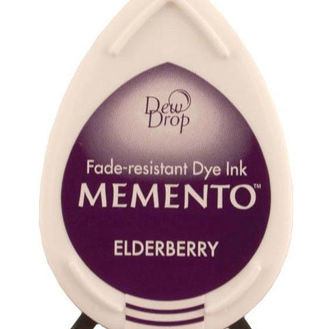 Elderberry Memento Dew Drop Ink Pad MD-507