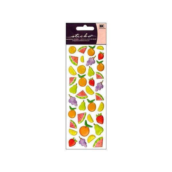 Fruit Icons Puffy S-52-30034