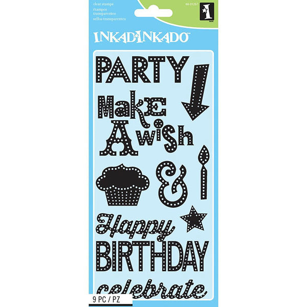 Marquee Birthday I-60-31257