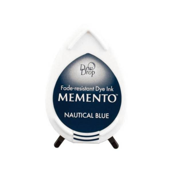 Nautical Blue Memento Dew Drop Ink Pad MD-607