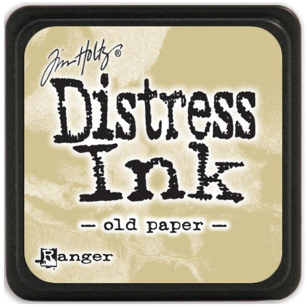 Old Paper Distress Ink TH-TIM19503
