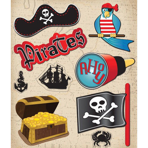 Pirates Sticker Medley KCO-30-587311