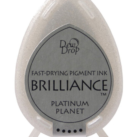 Platinum Planet Brilliance Dew Drop Ink Pad BD-92