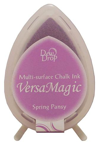 Spring Pansy Versa Magic Dew Drop Ink Pad GD-35