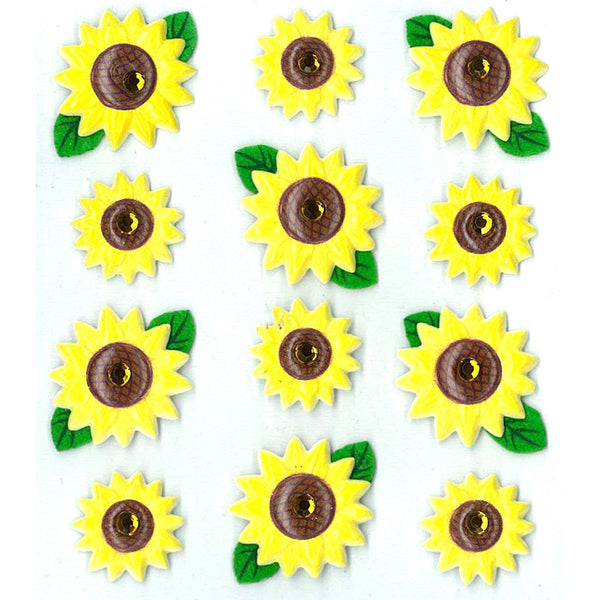 Sunflowers Cabochons 50-20828