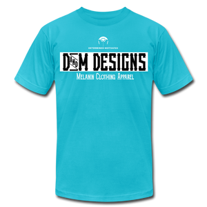 D&M DESIGNS BRAND - turquoise
