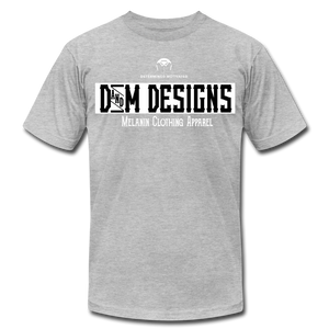 D&M DESIGNS BRAND - heather gray