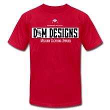 Load image into Gallery viewer, D&M DESIGNS BRAND - red