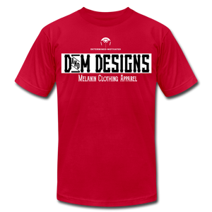 D&M DESIGNS BRAND - red