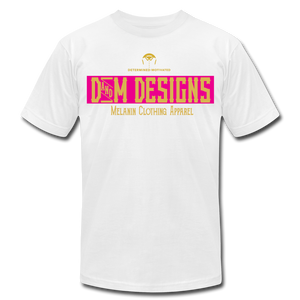 D&M DESIGNS BRAND - white