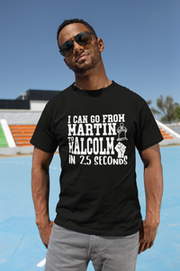 MARTIN TO MALCOLM TEE