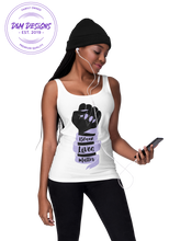 Load image into Gallery viewer, BLACK LIVES MATTER - PURPLE