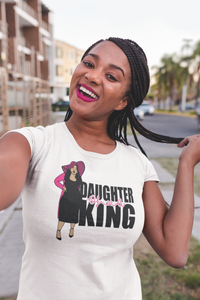 DAUGHTER OF A KING TEE