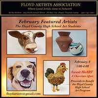 Floyd County High Students Annual Art Show