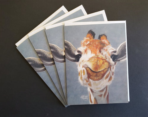 """Jerry"" Note Cards by Selena McColley"