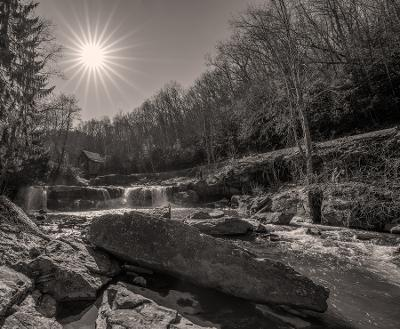 """Babcock State Park"" by Dan Robertson - Photography"