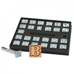 STANDARD ALPHABET STAMP SETS