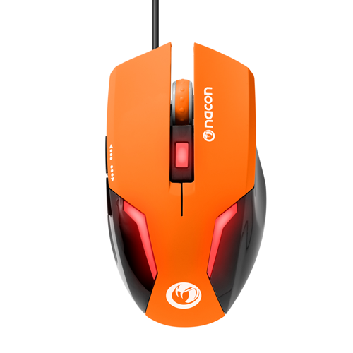 Nacon Optical Wired Gaming Mouse GM-105