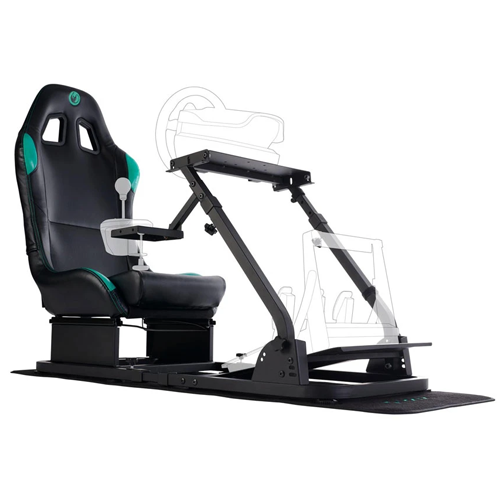Nacon RC-500 Nacon Full Size Racing Seat