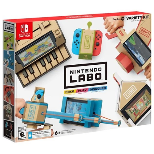 Nintendo Labo Variety Kit Nintendo Switch Game