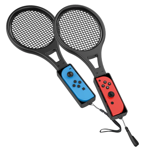 Venom Nintendo Switch Twin Pack Tennis Rackets