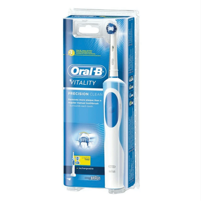 Oral-B Vitality Dual Clean Electric Rechargeable Toothbrush D12