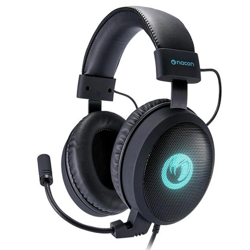 Nacon GH-300SR Amplified Gaming Headset for PC, MAC, and PS4
