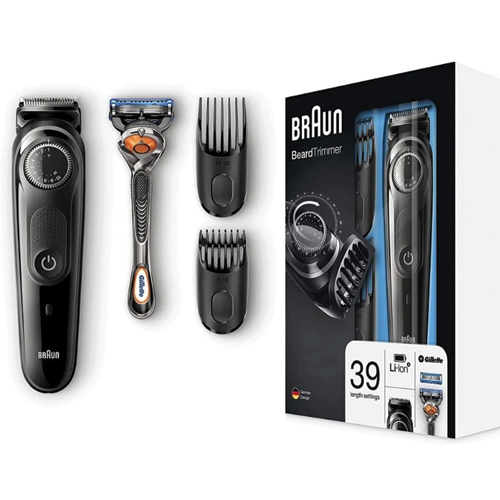 Braun Beard Trimmer and Hair Clipper BT5042
