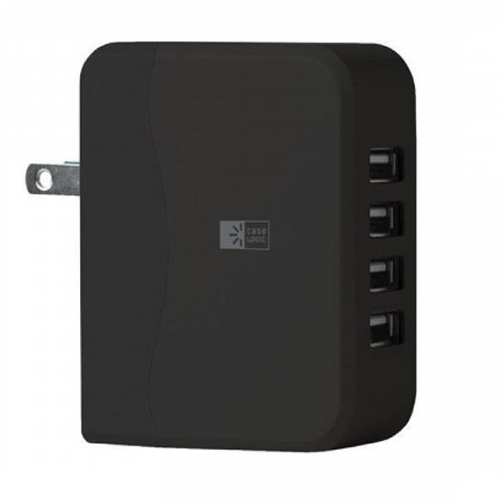 Case Logic 4 USB Universal Wall Charger