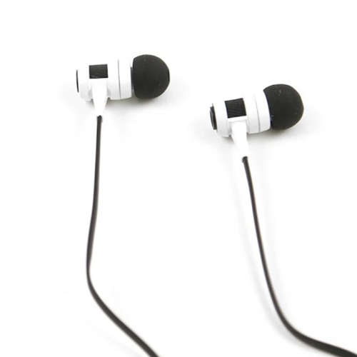 Case Logic Stereo Earbuds 3.5 mm Jack With Mic
