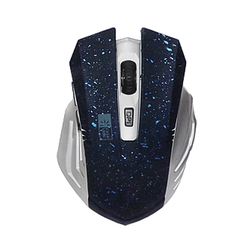 Case Logic 2.4 GHz Laser Wireless Gaming Mouse