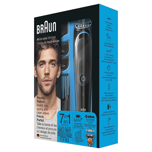 Braun Multigroom MGK5045 7-in-1 All-in-One