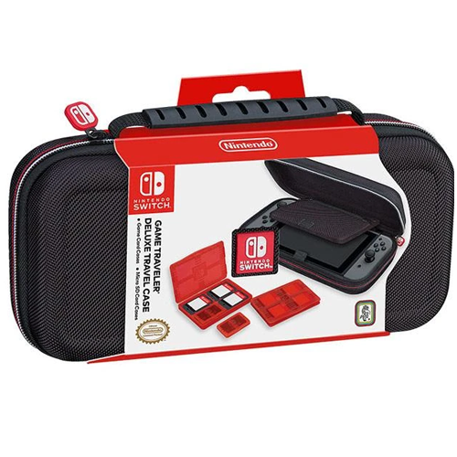 Bigben Deluxe Travel Case Official RDS™ for Nintendo Switch