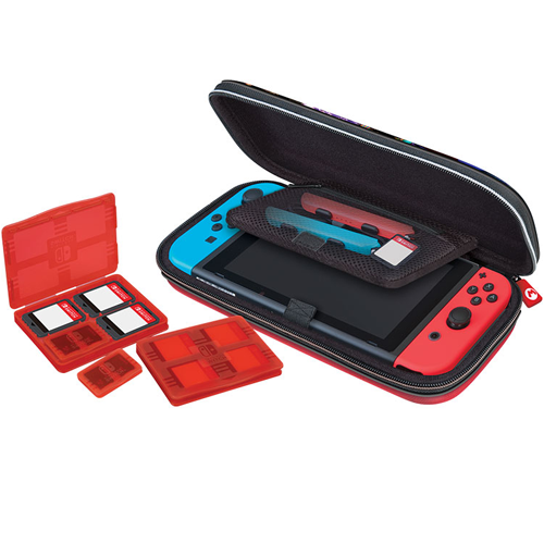 Bigben Deluxe Travel Case for Nintendo Switch Super Mario Maker™ 2